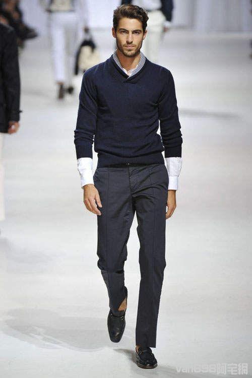 Image result for Antonio Navas male model runway shows