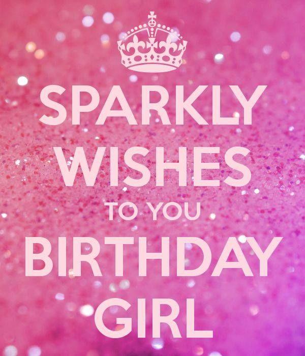 Birthday Girl Quotes Mesmerizing Birthday Girl Birthday Quotes Pinterest Happy Birthday