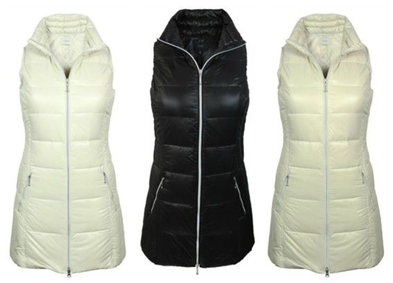winter weather is quickly approaching, get yourself a coatology vest before they're all gone!