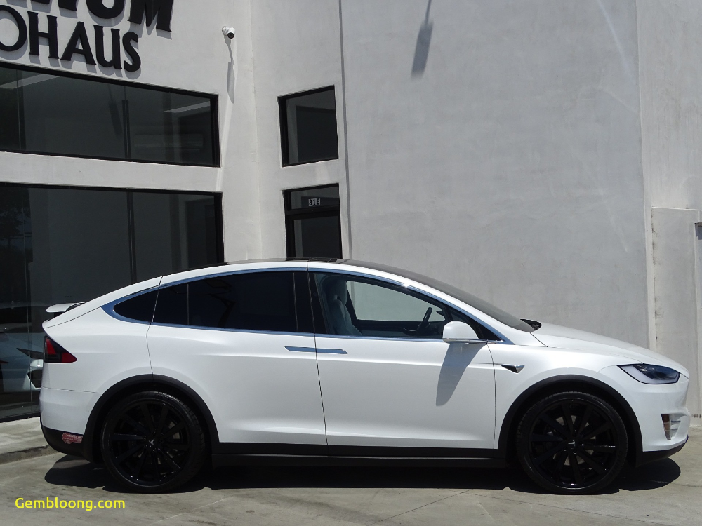 Tesla 2017 Fresh 2017 Tesla Model X 100d Stock 6588 for