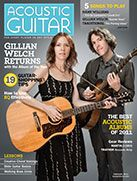 Gillian Welch - the most pure voice around
