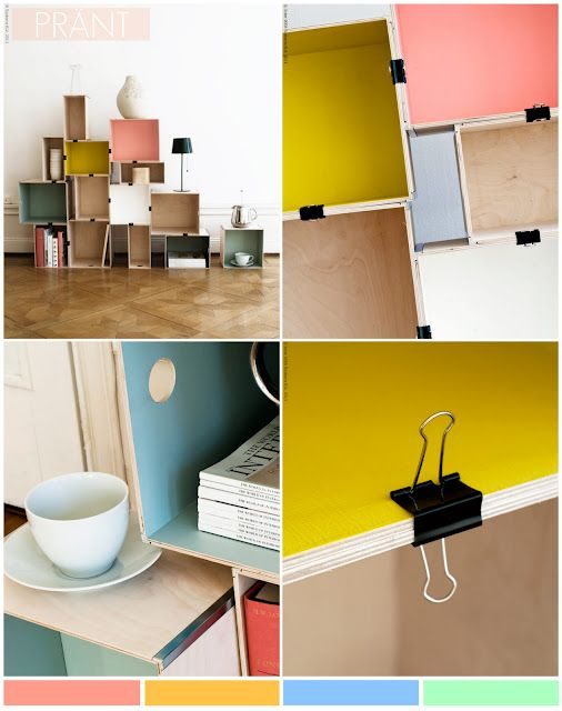 cubism diy with ikea prant ikea hack for the home pinterest aufbewahrungsbox gute ideen. Black Bedroom Furniture Sets. Home Design Ideas