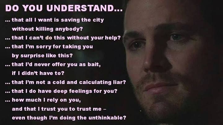 #Olicity. I don't normally use hashtags, but this definitely requires one.