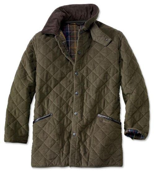 Barber Moleskin Liddesdale Jacket Winter Jackets