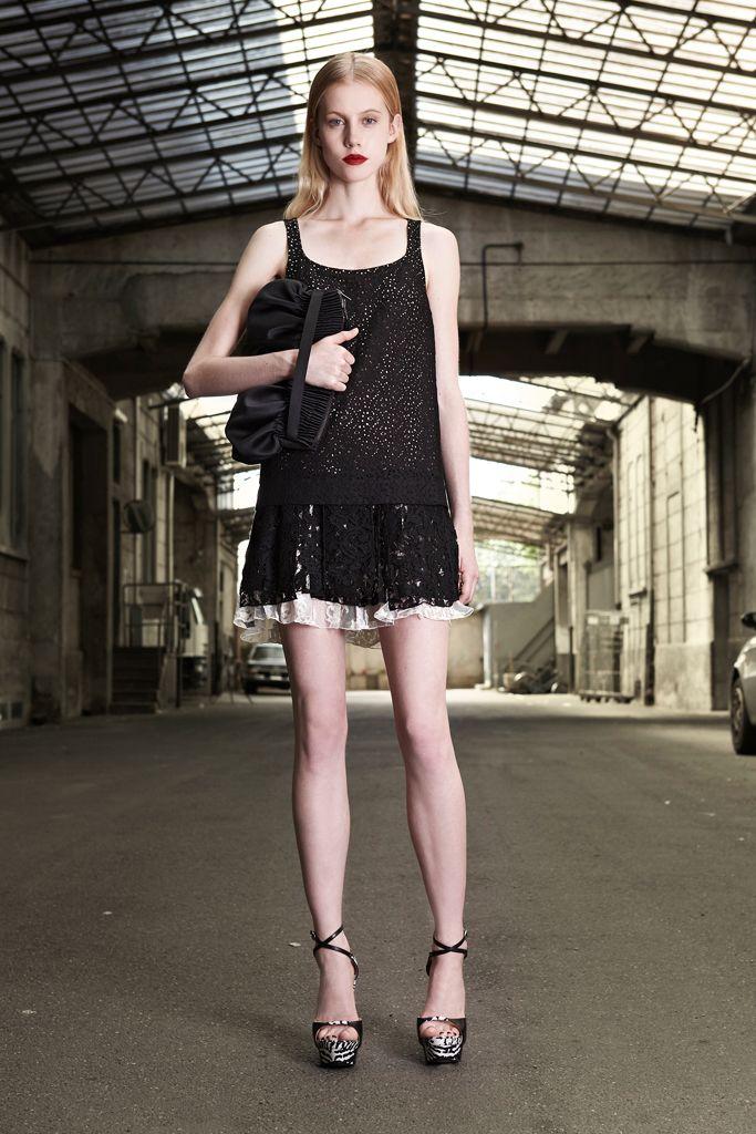 No. 21 Resort 2013 - Model: Lauren Bigelow