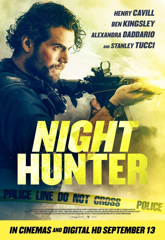 Ufp Film Club Night Hunter Film Screening Hunter Movie Henry Cavill Movie Posters