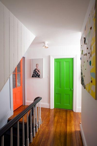 Pintar las puertas decoraci n en 2019 pintar puertas for Decoracion de puertas de interior