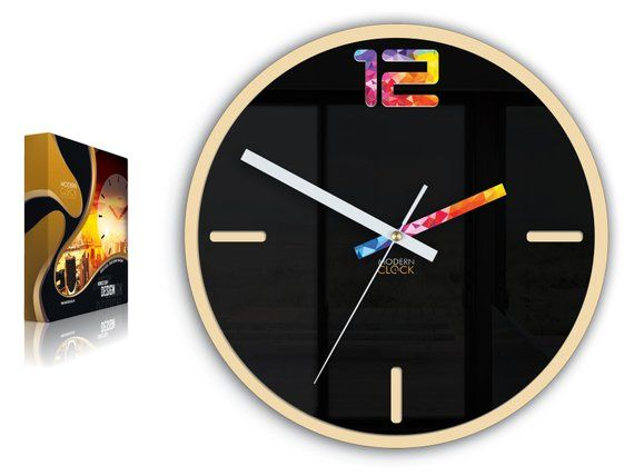2018 年の large wall clck etno wall clock unique wall clock
