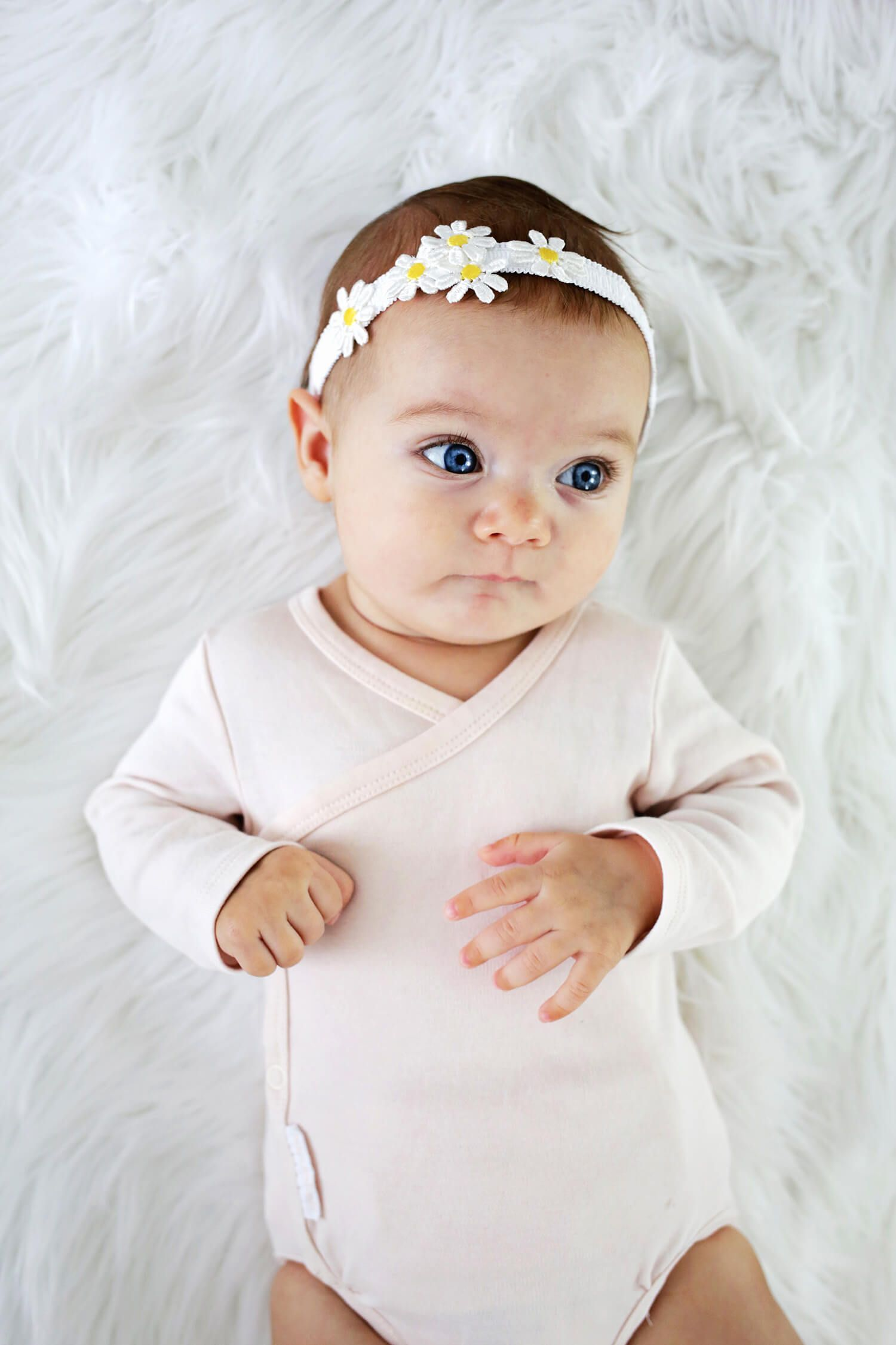 Baby Headband DIY (3 Ways and No Sew!) – A Beautiful Mess ...