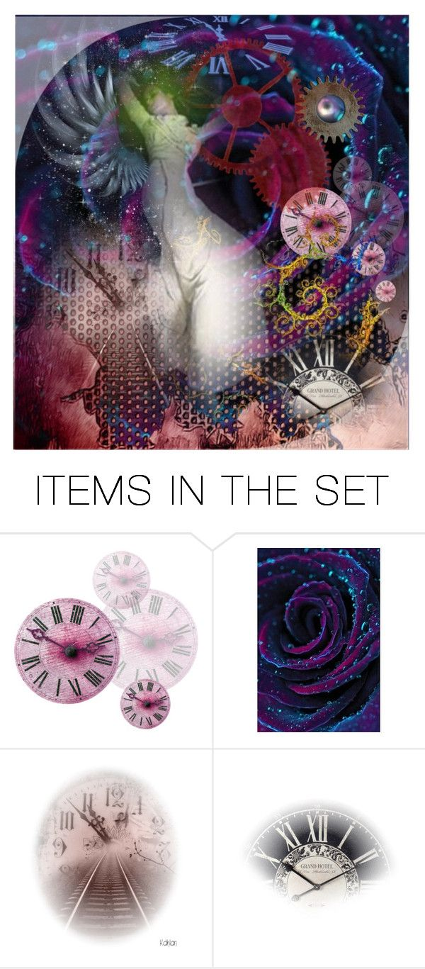 """Time ..."" by jojona-1 ❤ liked on Polyvore featuring art"