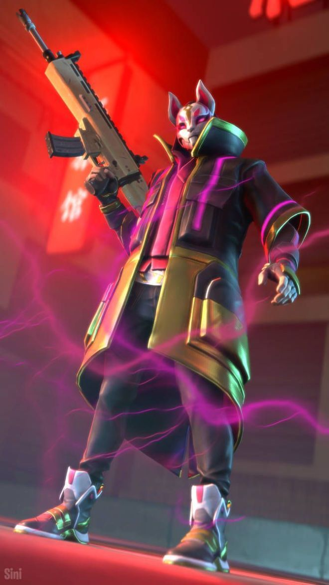 Fortnite Drift in 2020 Best gaming wallpapers, Gaming