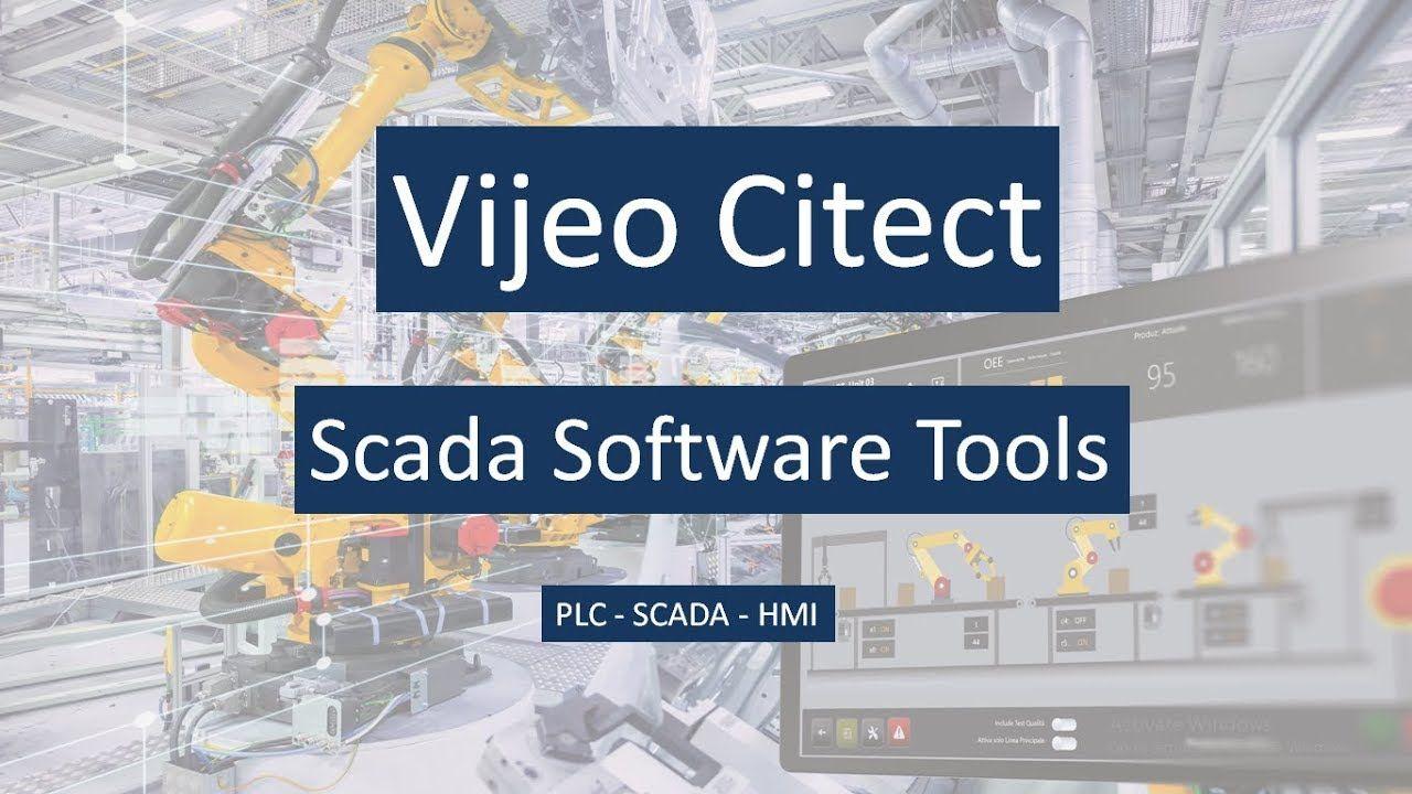 Vijeo citect SCADA software basic tools Tutorials   Popular