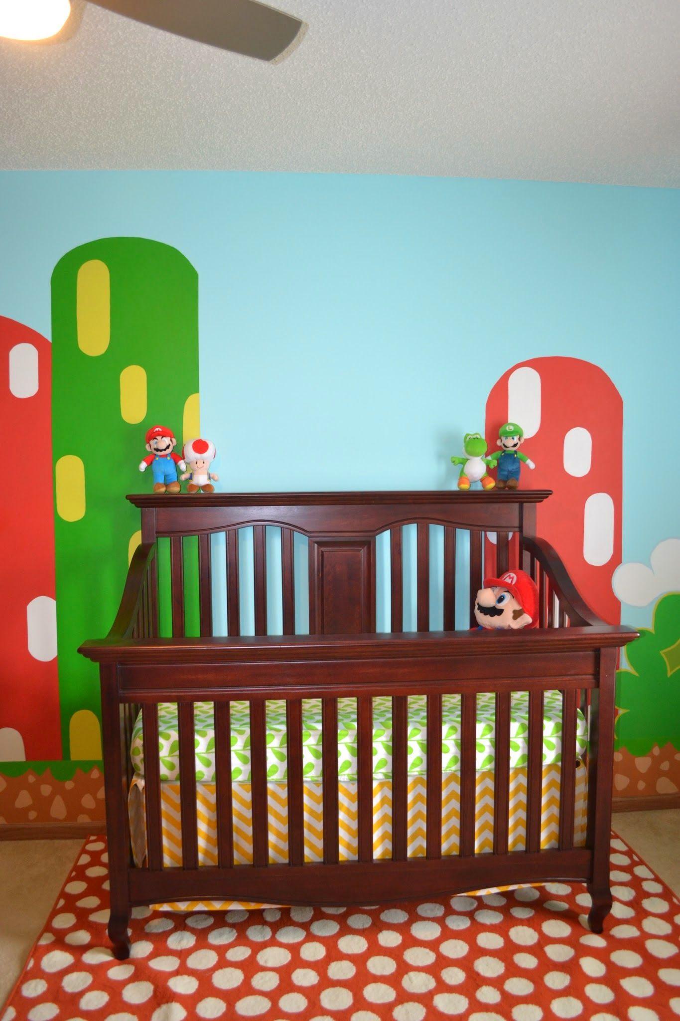 crib on ullgump rug from ikea  childrens bedroom decor
