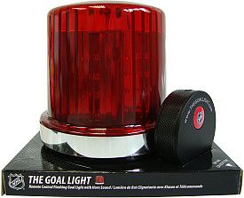 buy online 3a91e 12a1a Goal light with horn from the Blackhawks store | HOCKEY ...