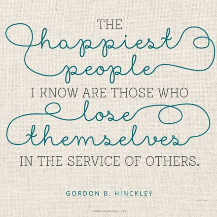 Aaa Quote Secret To Happiness  Aaa Lds  Pinterest  Happiness Gospel Quotes .