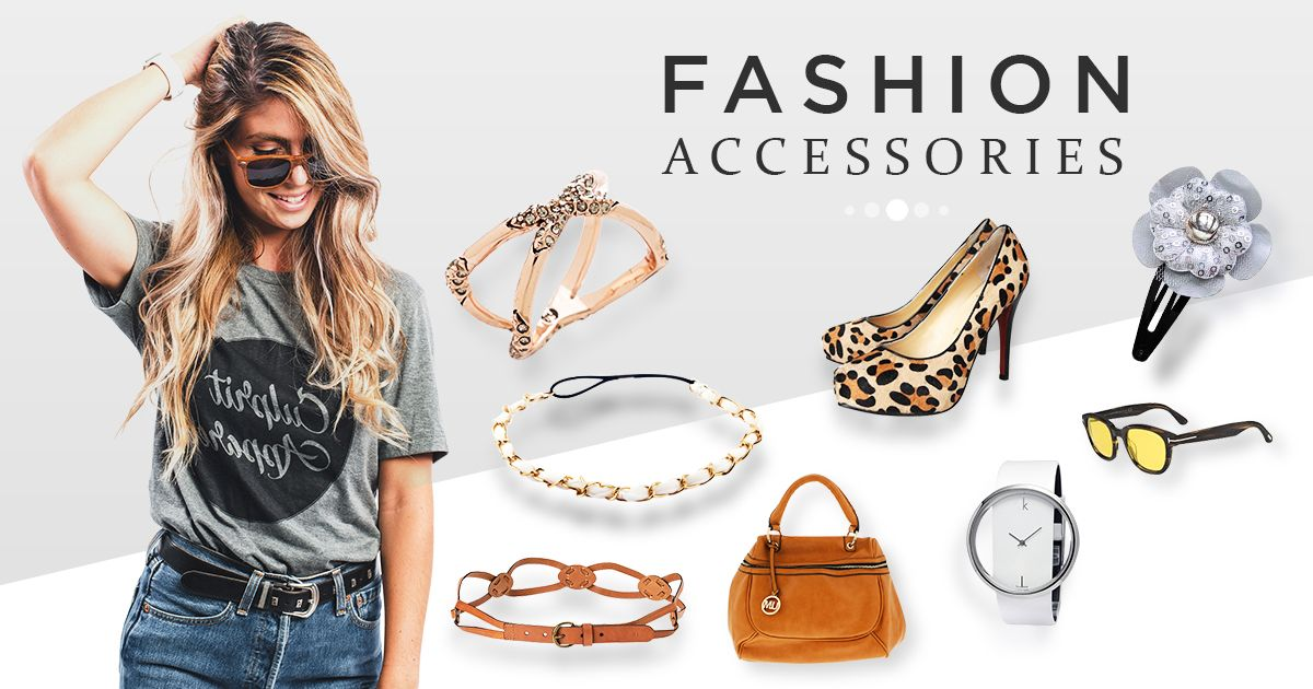 Fashion Accessories Banner Design Fashion Fashion Accessories Big Fashion