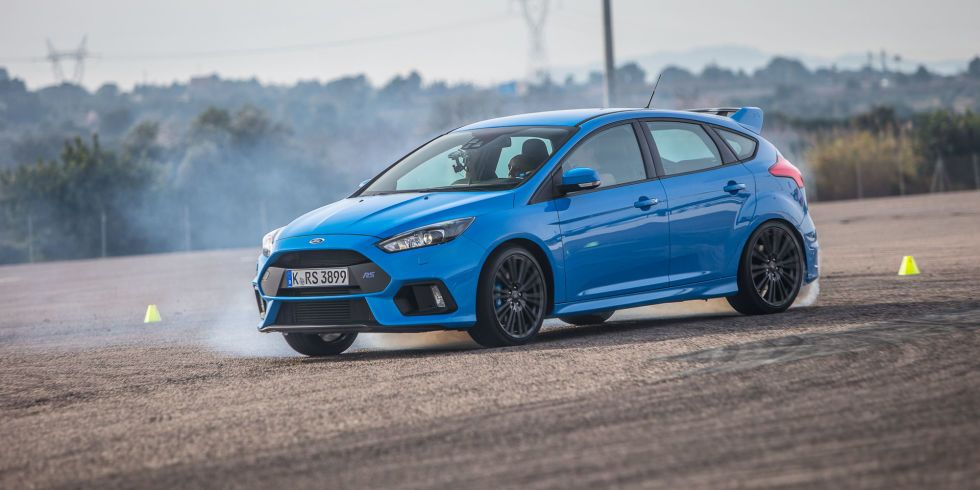 What Tuners Need To Know About The 2017 Ford Focus Rs Focus Rs