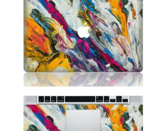 Pattern  --- Full Mac Decal Macbook Decals apple decals mac decals vinyls macbook stickers Vinyl mac stickers