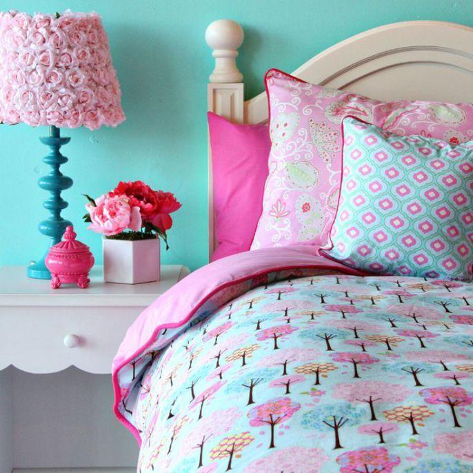 25 Best Ideas About Pink Aqua Bedroom On Pinterest S