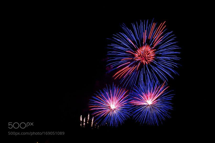 Fireworks by JanSchindler. @go4fotos