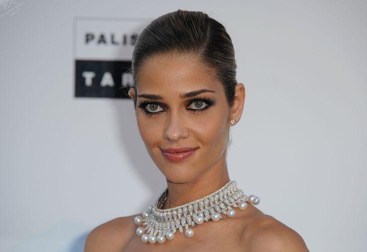 Celebrity eyeliner make-up inspirations Celebrity eyeliner make-up inspirations Gorgeous Ana Beatr