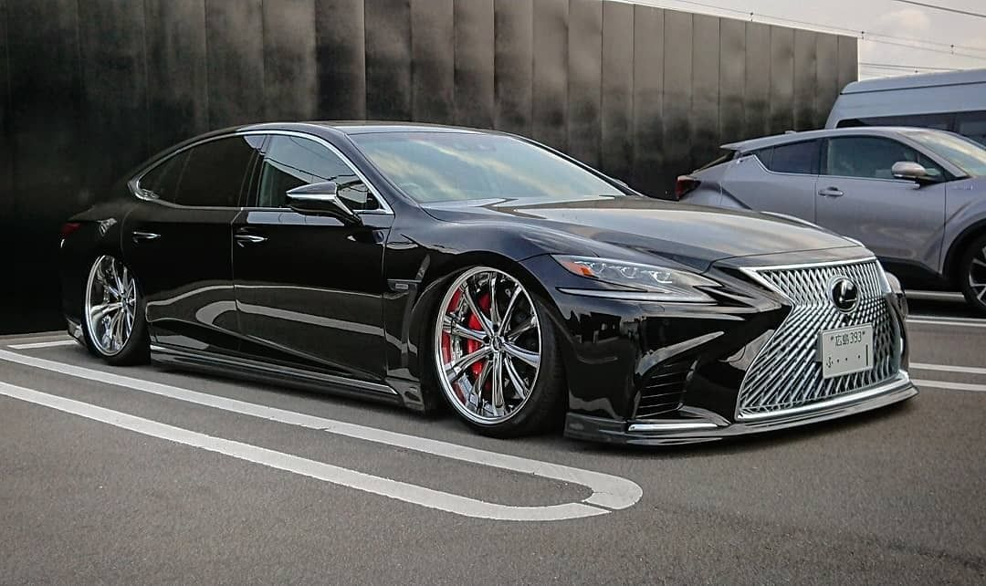 Lexus Ls500 Modified By Aimgain With Images Dream Cars Lexus