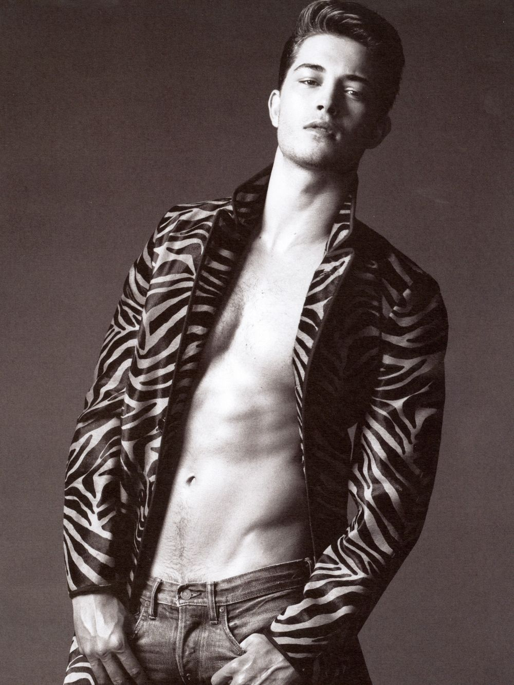 Francisco Lachowski by Greg Vaughan | Made in Brazil