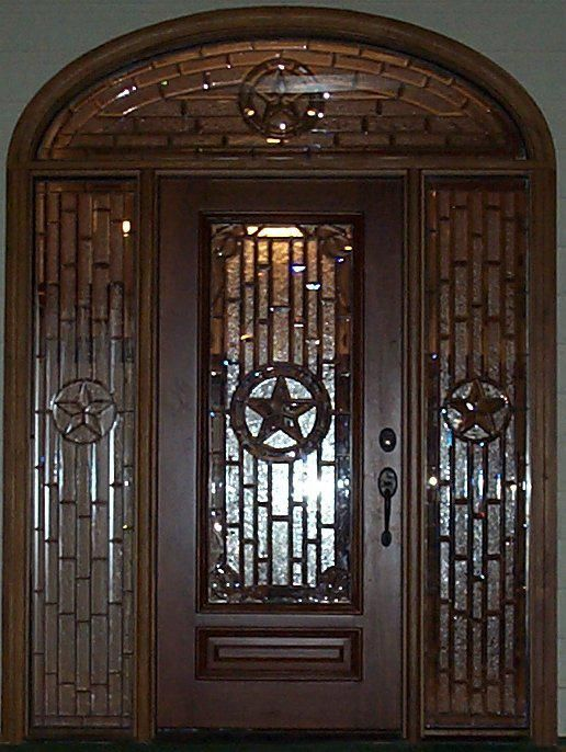 Texas Doors Texas Decor Beveled Glass Doors Outdoor Furniture