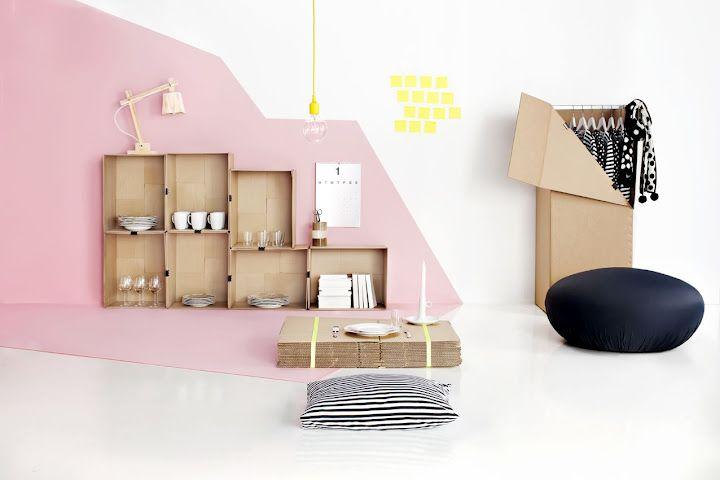 #Kartonnen #meubels #Kartonnen meubels