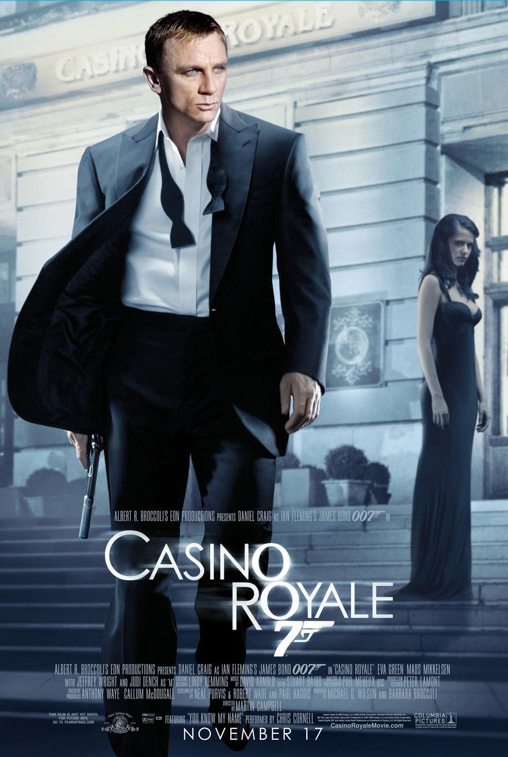 Casino Royale James Bond Un Kariyerinin Ilk Donemini Ele Aliyor