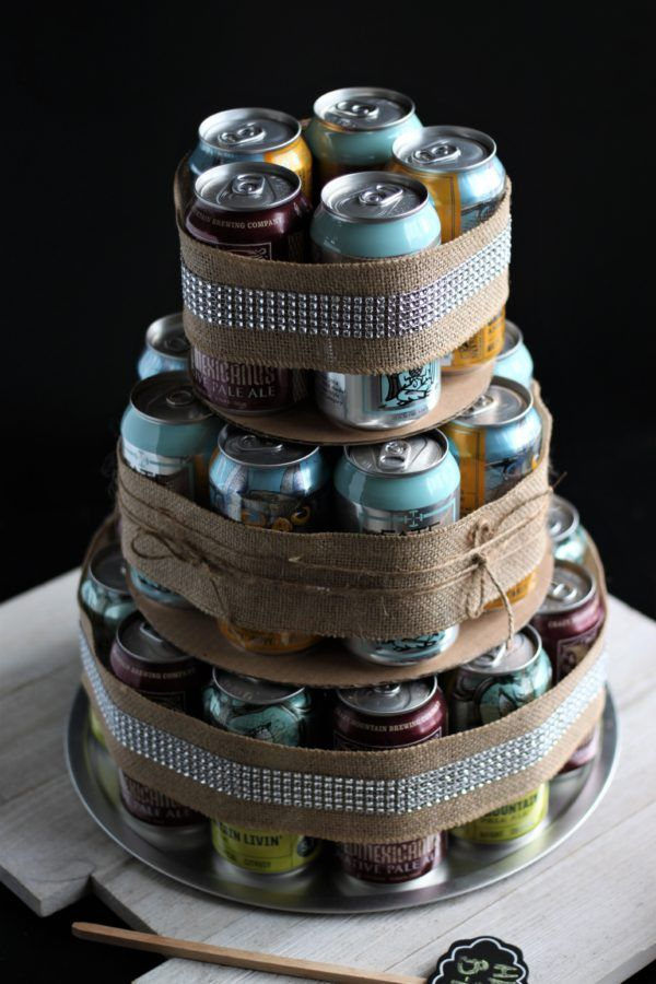 Make An Awesome Craft Beer Cake In 5 Minutes Using Cans With