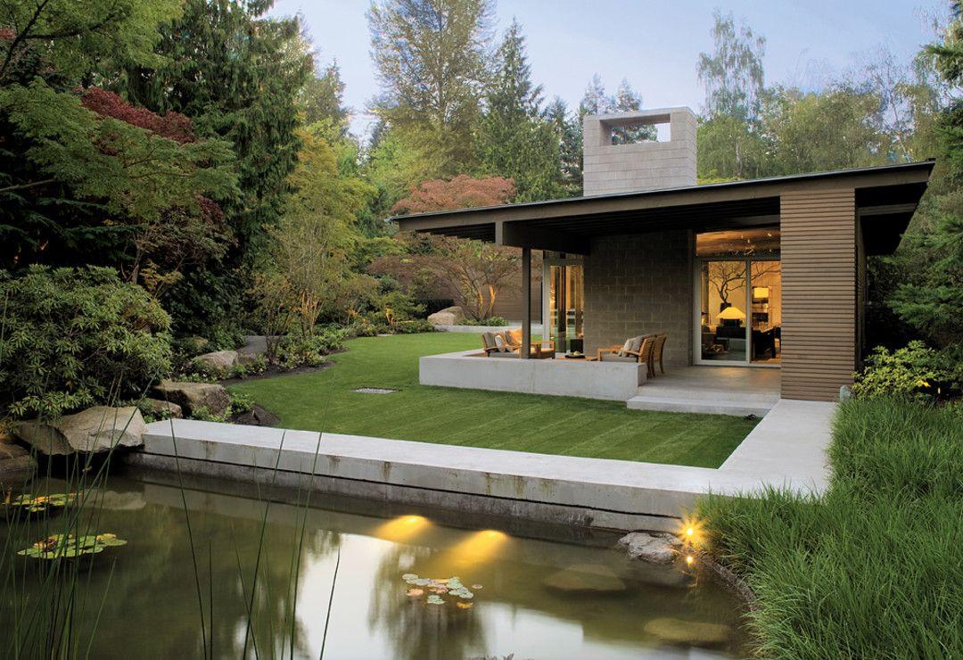 minimalism in medina | seattle home design | seattle met | mid