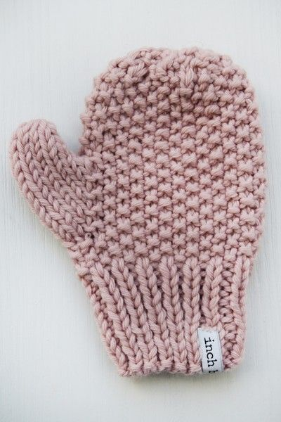 Soft Pink Winter Wonder | YOUNG ONES |