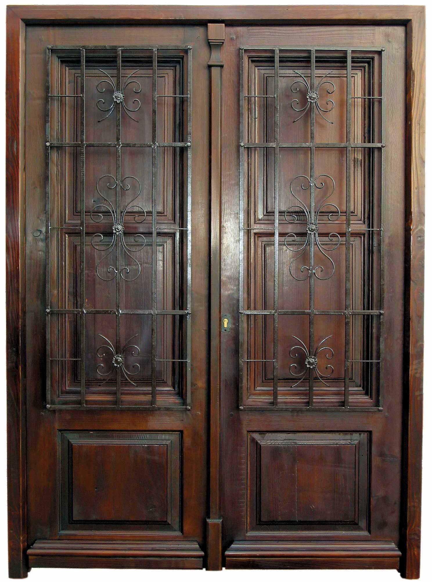 Araceli doble   Pinterest   Postigos de madera, Cerradura de ...