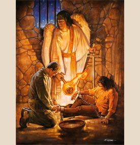 Paintings By Ron Dicianni On Pinterest Christian Art