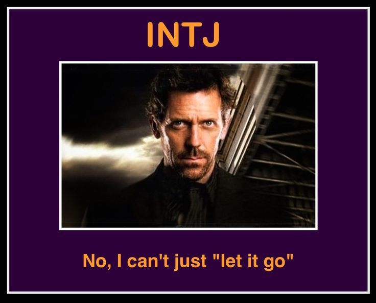 INTJ || Really. Tried that, zillion times. Can't do it. Unless I'm in super duper condition.