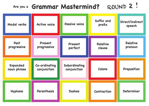 Mastermind Use Of English Pdf