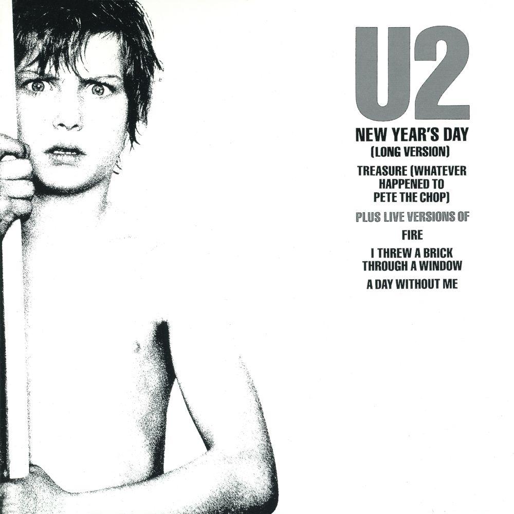 2018 Album a Day Bonus Single U2 New Year's Day