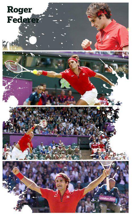 8 de agosto de 1981. Nace Roger Federer, tenista profesional suizo