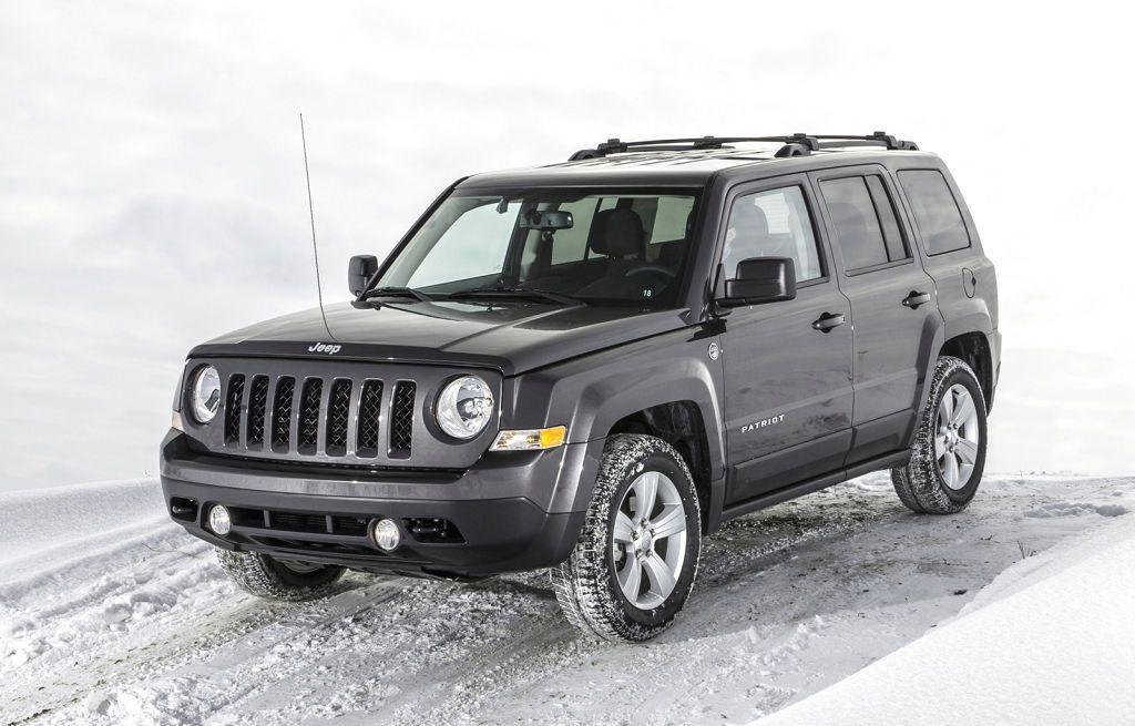 2017 Jeep Patriot Cool Sport Midsize Suv Review Best Jeep