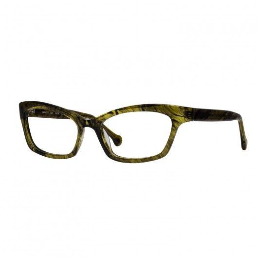 Gwyneth in DMT - eyeOs eyewear
