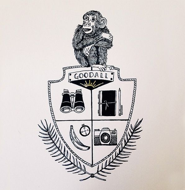 Pin by Michelle Check on Fandees logo ideas | Family crest
