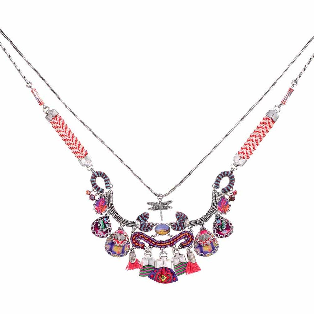 Ayala Bar Ruby Tuesday Mars Necklace Bar Jewelry Ruby Tuesdays Bar Necklace