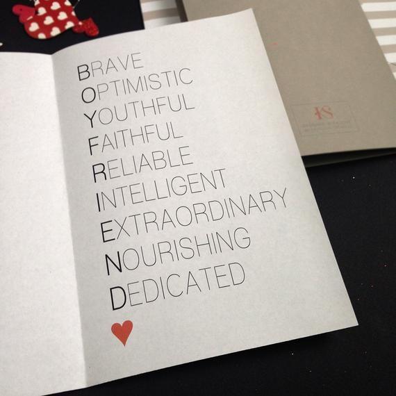 Valentine Card Printable valentines day card valentine card him valentine card her love card for boyfriend
