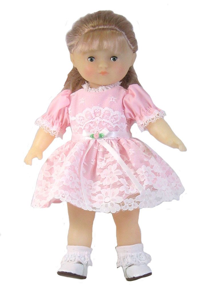 Daisy Lace Dress fits FGoodfellow and Carolle Dolls