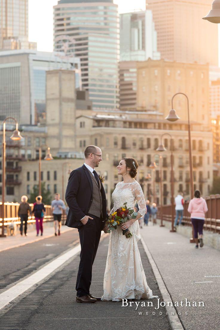 Amy's wedding dress  Spencer and Amyus Minneapolis Wedding  Minneapolis Reception and