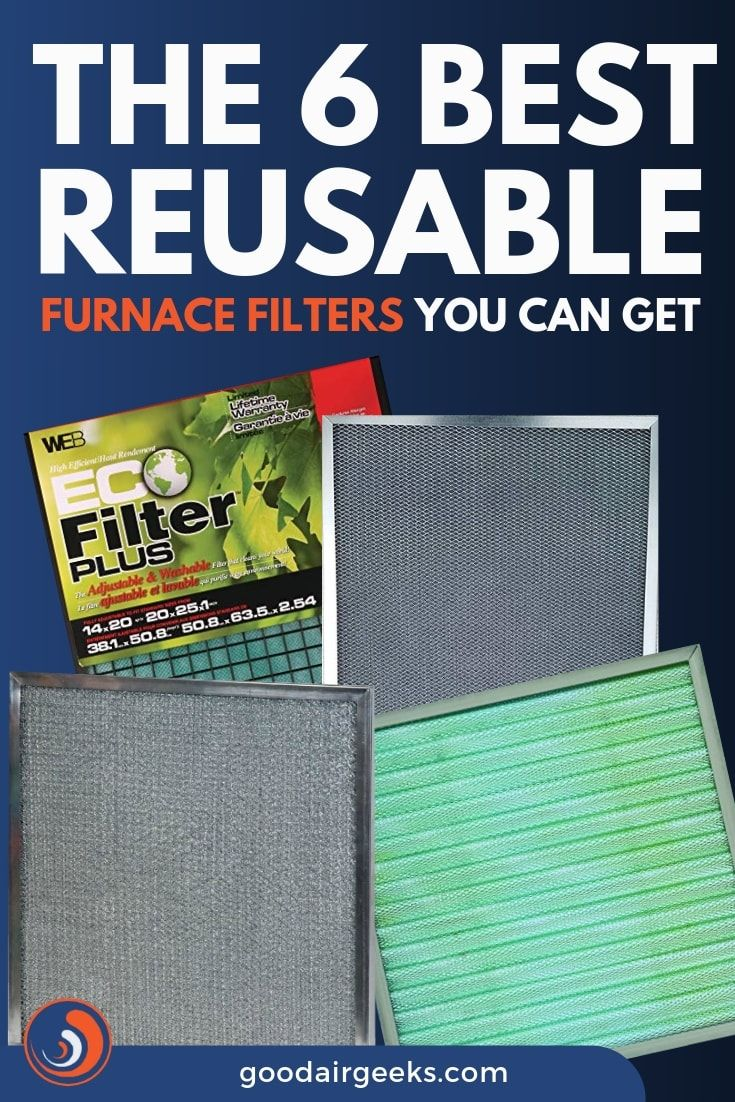 The 6 Best Reusable Furnace Filters You Can Get Furnace