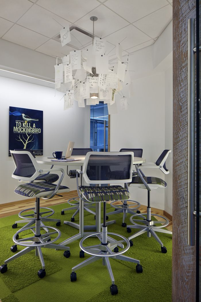 office tour jackson spalding atlanta offices commercial rh pinterest com Corporate Interior Design Firms London Interior Design Firms
