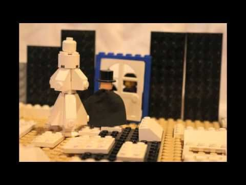"Do you wanna kill a snowman?   Lego Doctor Who parody of Disney Frozen's ""Do you wanna build a snowman"""