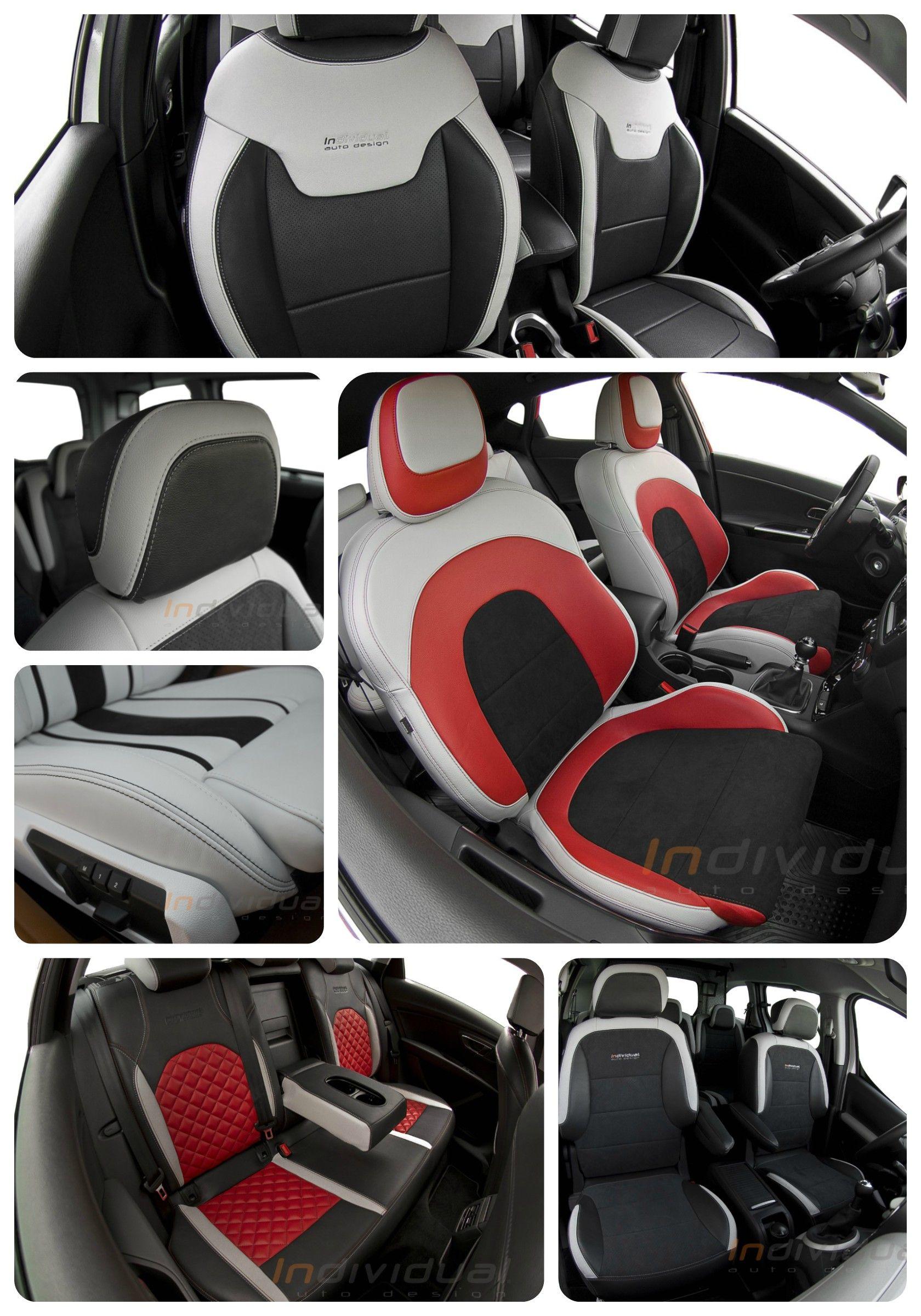 Individual Autositzbezuge Mit Individuellem Design